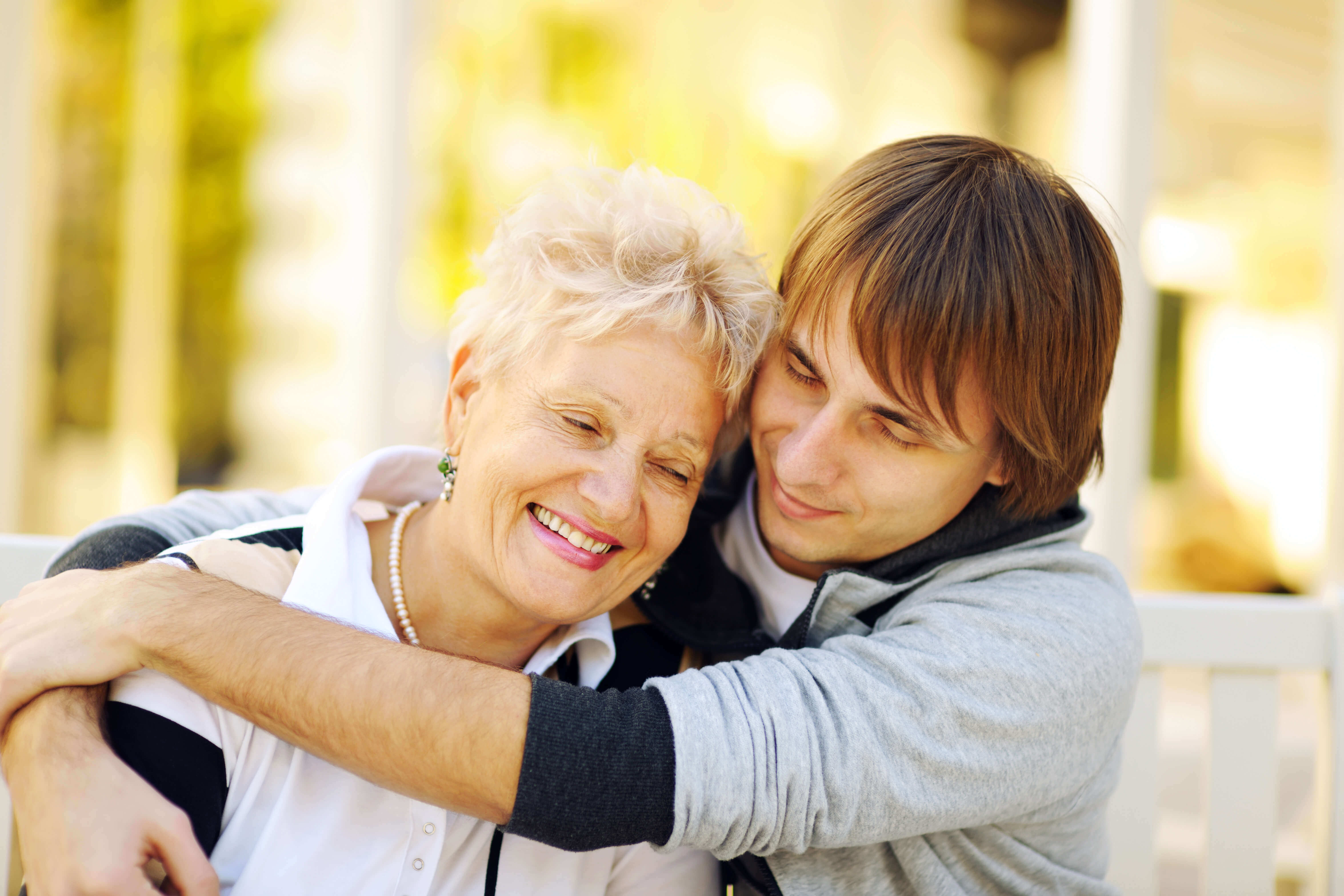 Taking Care of an Elderly Loved One