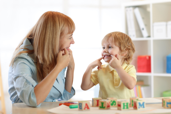 Top Advantages of Speech Therapy